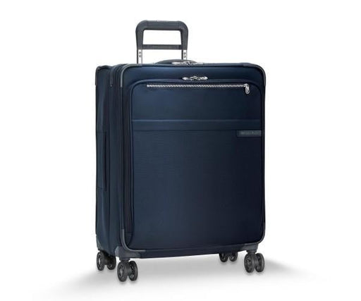 Briggs & Riley Baseline Medium Expandable Spinner Navy