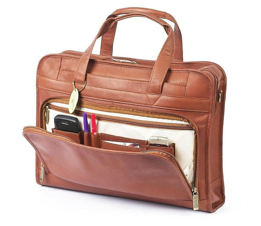 Claire Chase Professional Briefcase