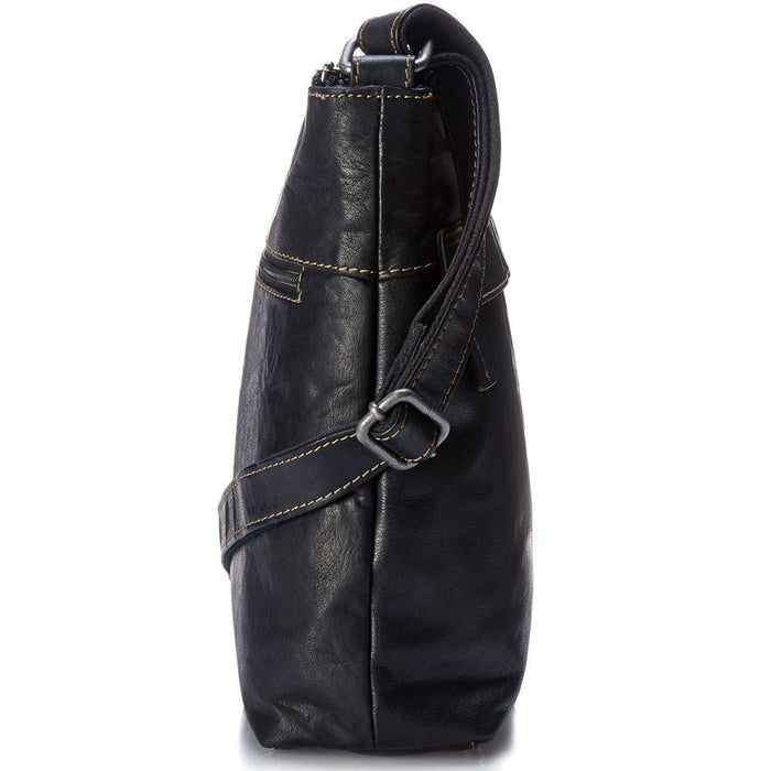 Jack Georges Voyager Zip Top Hobo