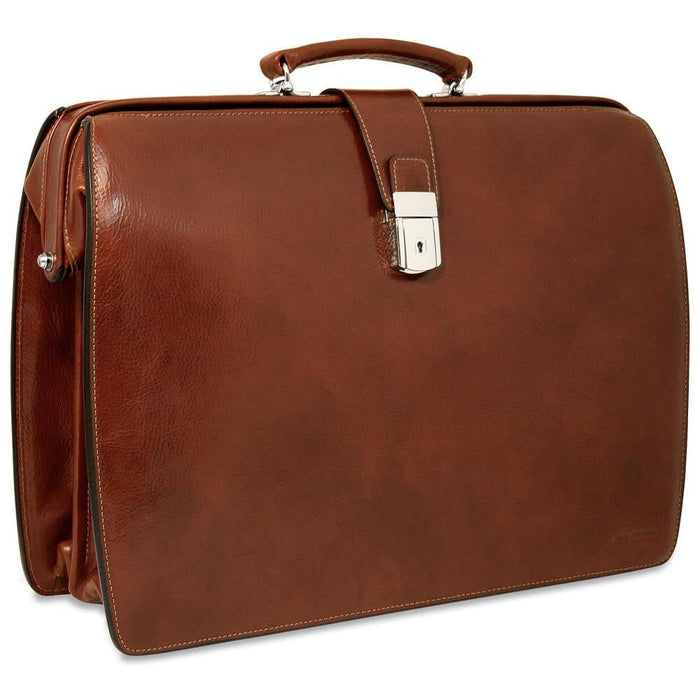 Jack Georges Sienna Classic Brief Bag