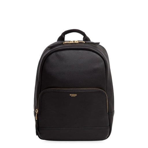 Knomo Mini Mount Small Leather Backpack