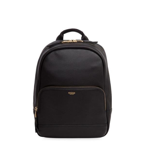 Knomo Mayfair Luxe Mini Mount Leather Mini Backpack - 10""