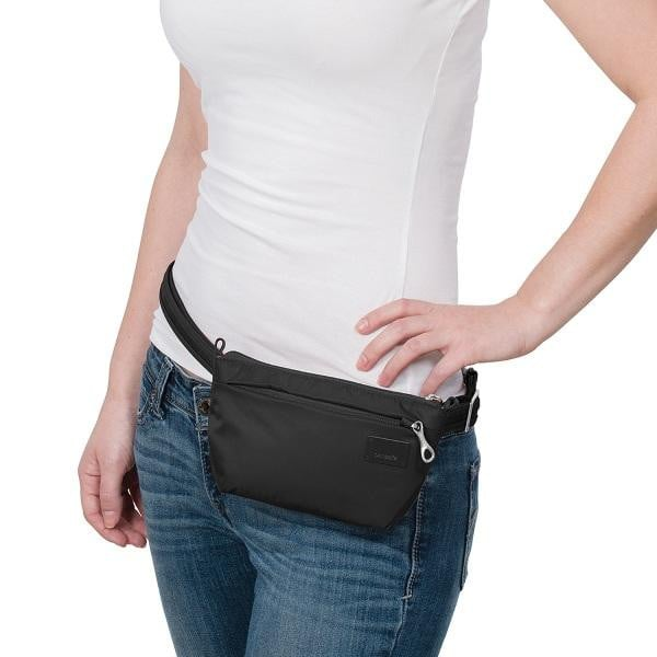 Pacsafe Citysafe CS25 Anti-Theft Crossbody and Hip Purse