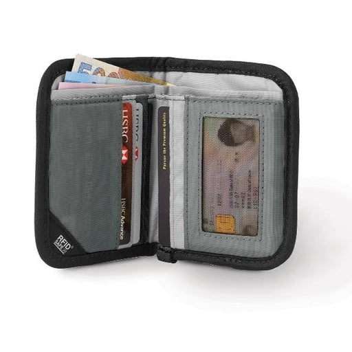 Pacsafe RFIDsafe V50 Anti-Theft RFID Blocking Compact Wallet