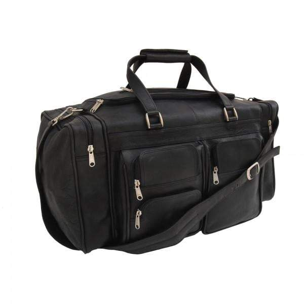 Piel 20in Duffel Bag with Pockets