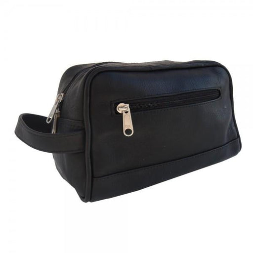 Piel Top Zip Toiletry Kit