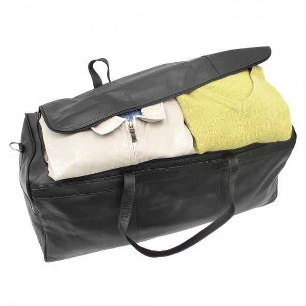 Piel Traveler's Select Large Duffel Bag
