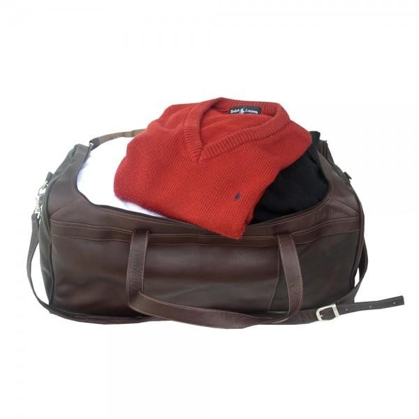 Piel Traveler's Select Medium Duffel Bag