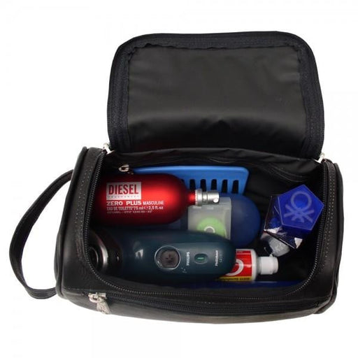 Piel U-Zip Toiletry Kit