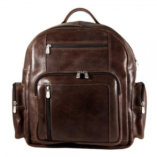 Piel Vintage Travel Backpack