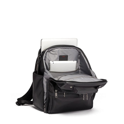 Tumi Alpha 3 Compact Laptop Brief Pack Leather
