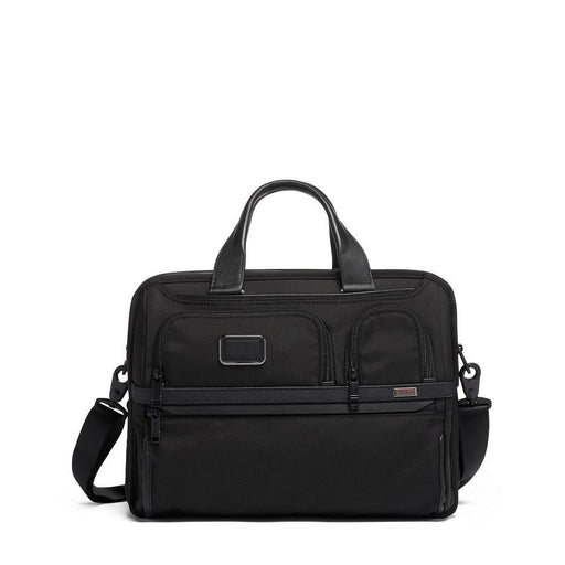 Tumi Alpha 3 Expandable Organizer Brief