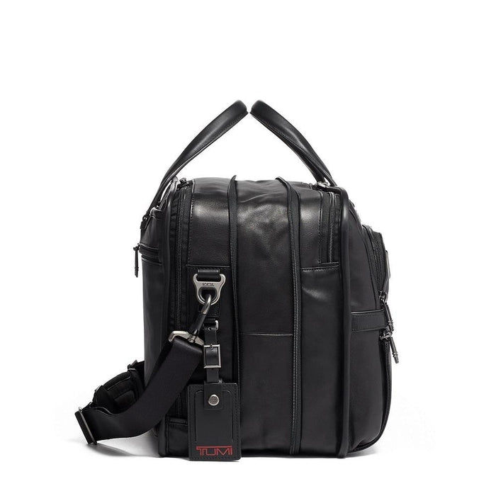Tumi Alpha 3 Expandable Organizer Brief Leather