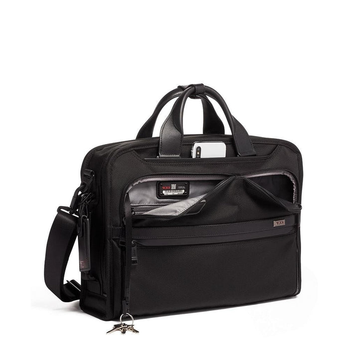 Tumi Alpha 3 Slim Three Way Brief