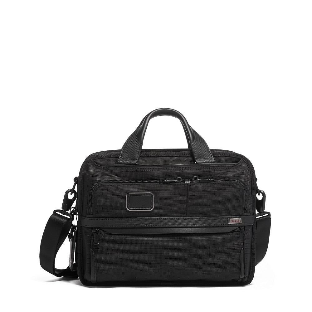 Tumi Alpha 3 Small Screen Expandable Laptop Brief