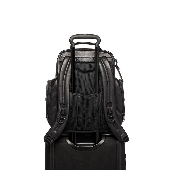 Tumi Alpha 3 TUMI Brief Pack Leather