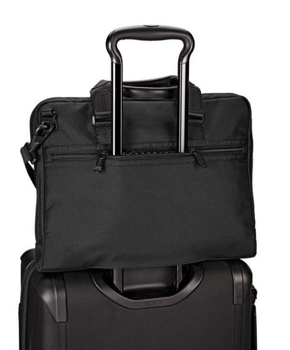 Tumi Alpha Bravo Aviano Slim Brief