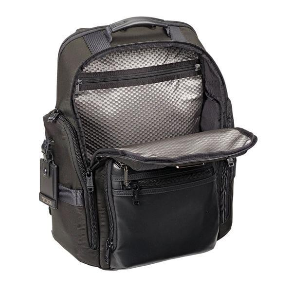 Tumi Alpha Bravo Sheppard Deluxe Brief Pack
