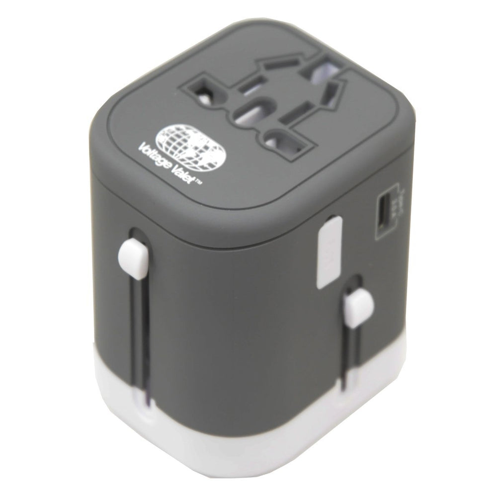 Voltage Valet - Universal Travel Adaptor Plus