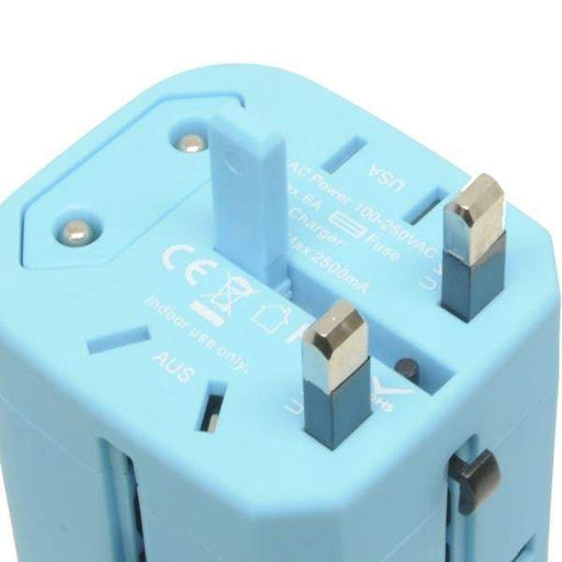 Voltage Valet - Universal Travel Adaptor with Dual USB Ports