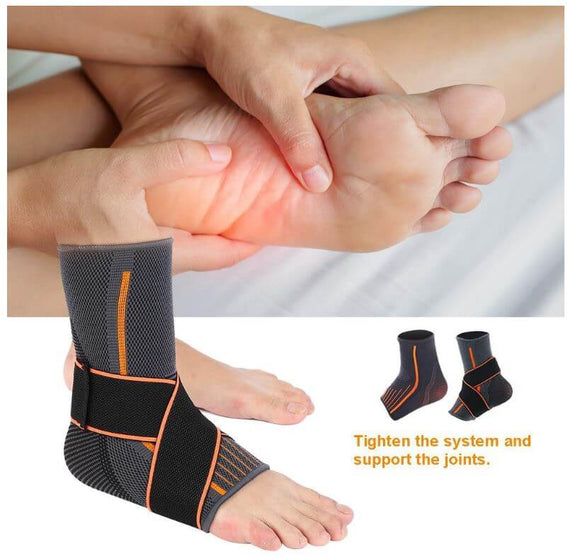Elastic Ankle Support Compression Straps