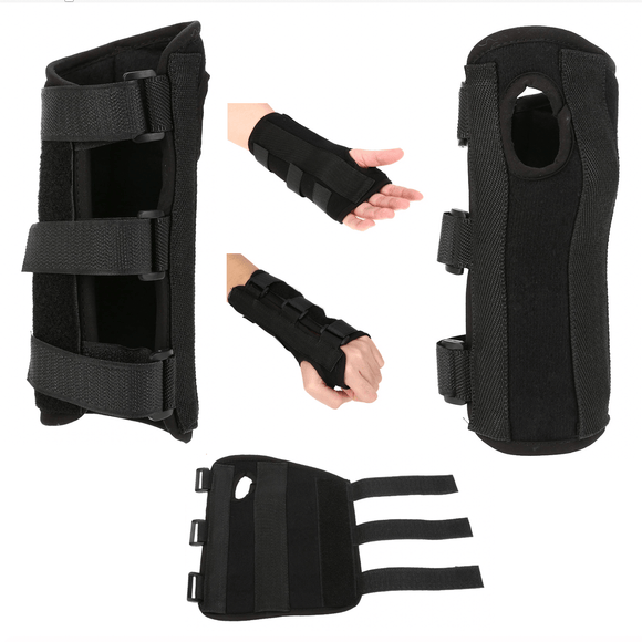 Premium Wrist Support Brace - 1 pair (left & right)
