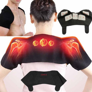 Self-Heating Shoulder Pads - 4 sizes available
