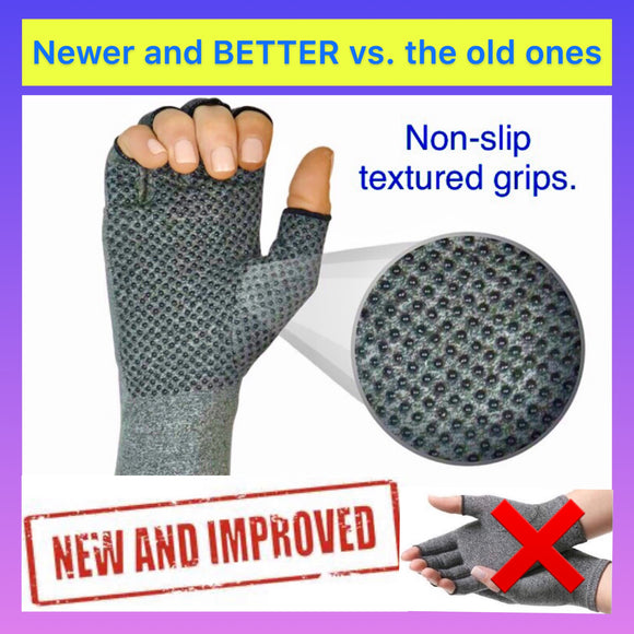 Buy 1 Take 1 - Anti-Arthritis Compression Gloves - Get TWO pairs!