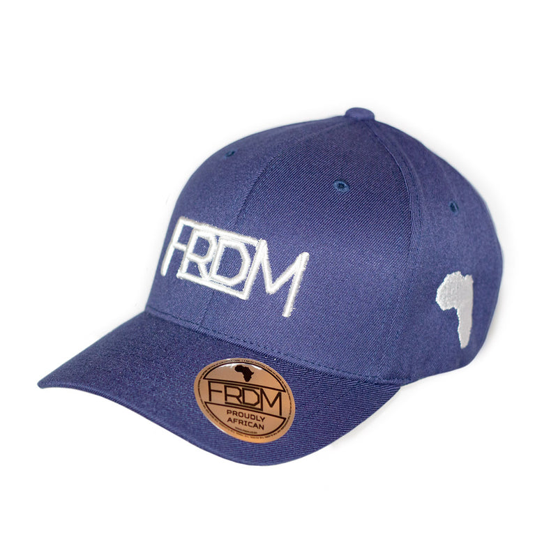 Navy FRDM Baseball White