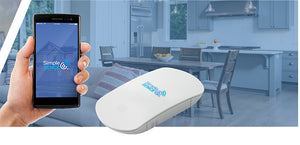 SimpleSENCE Water Leak Detector -Provides The First Line Of Defense For In-Home Leak And Freeze Protection
