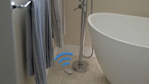 SimpleSENCE™ Water Leak and Freeze Detector - Sencentric