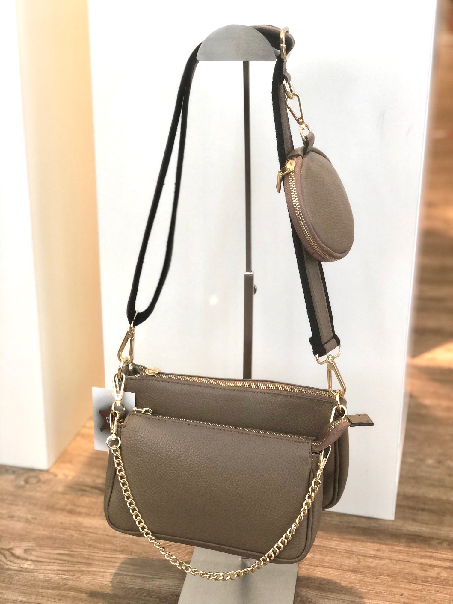 Multi Bag taupe