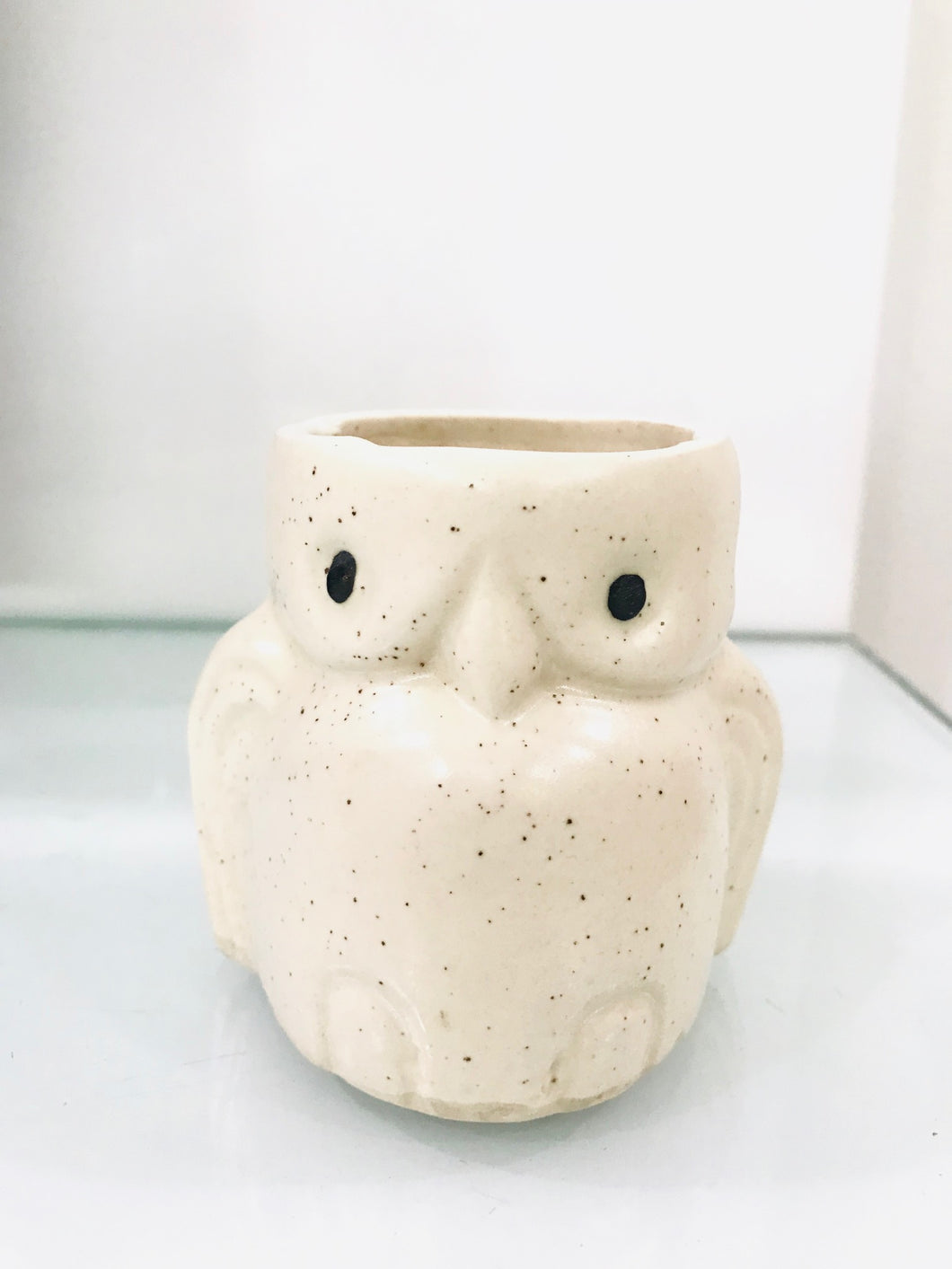 Owl Shape Planter (Small)
