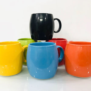 Drum Shape Mugs (Set of 6) - QYARI