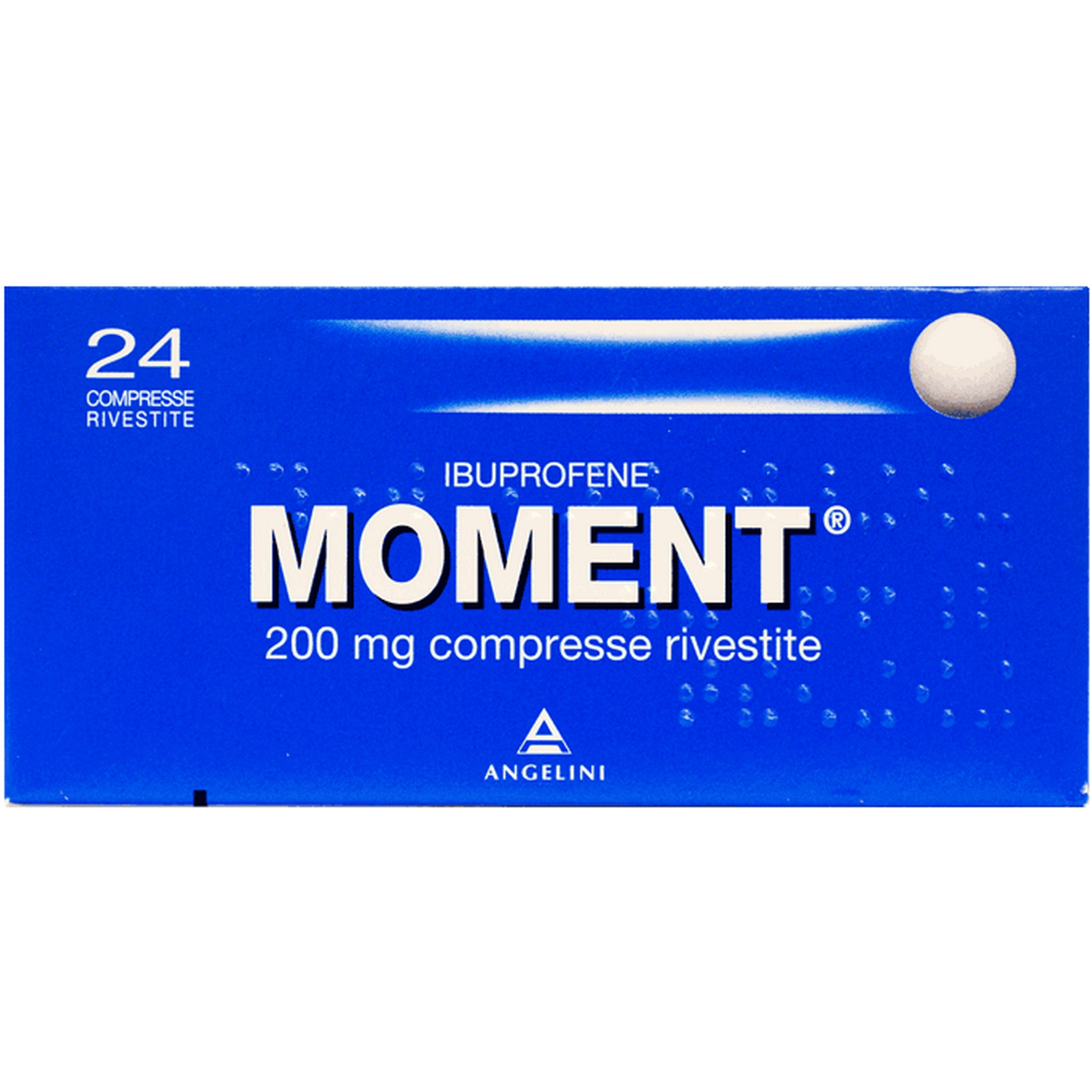 MOMENT 24 COMPRESSE RIV 200MG
