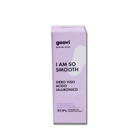 GOOVI SIERO VISO ACIDO IALURONICO 30ML