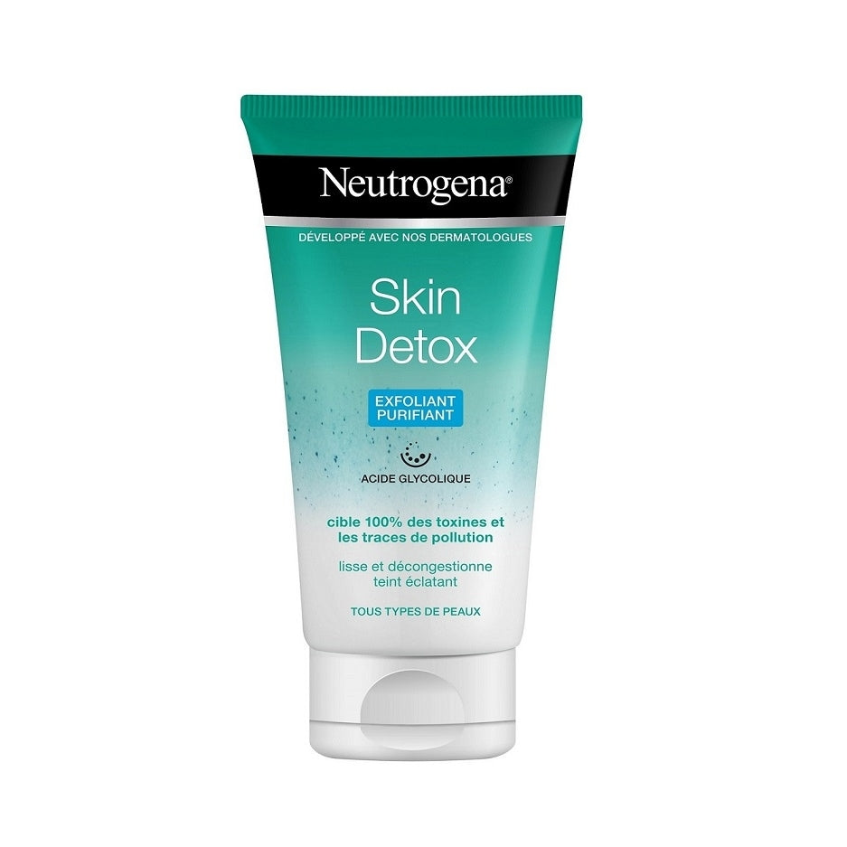 NEUTROGENA SKIN DETOX ESFOLIANTE PURIFICANTE 150ML