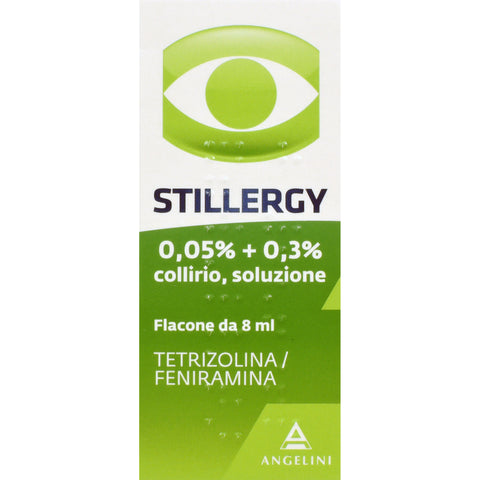 STILLERGY COLL FLACONE 8ML STILLA