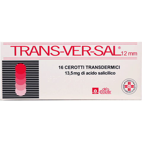 TRANSVERSAL 16CEROTTI 13,5MG 12MM