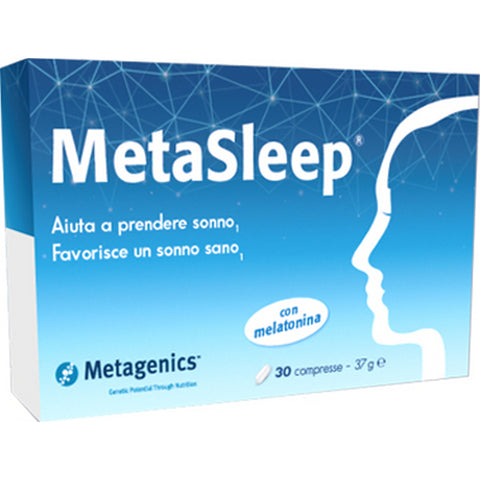 METASLEEP ITA 1MG 30 CAPSULE