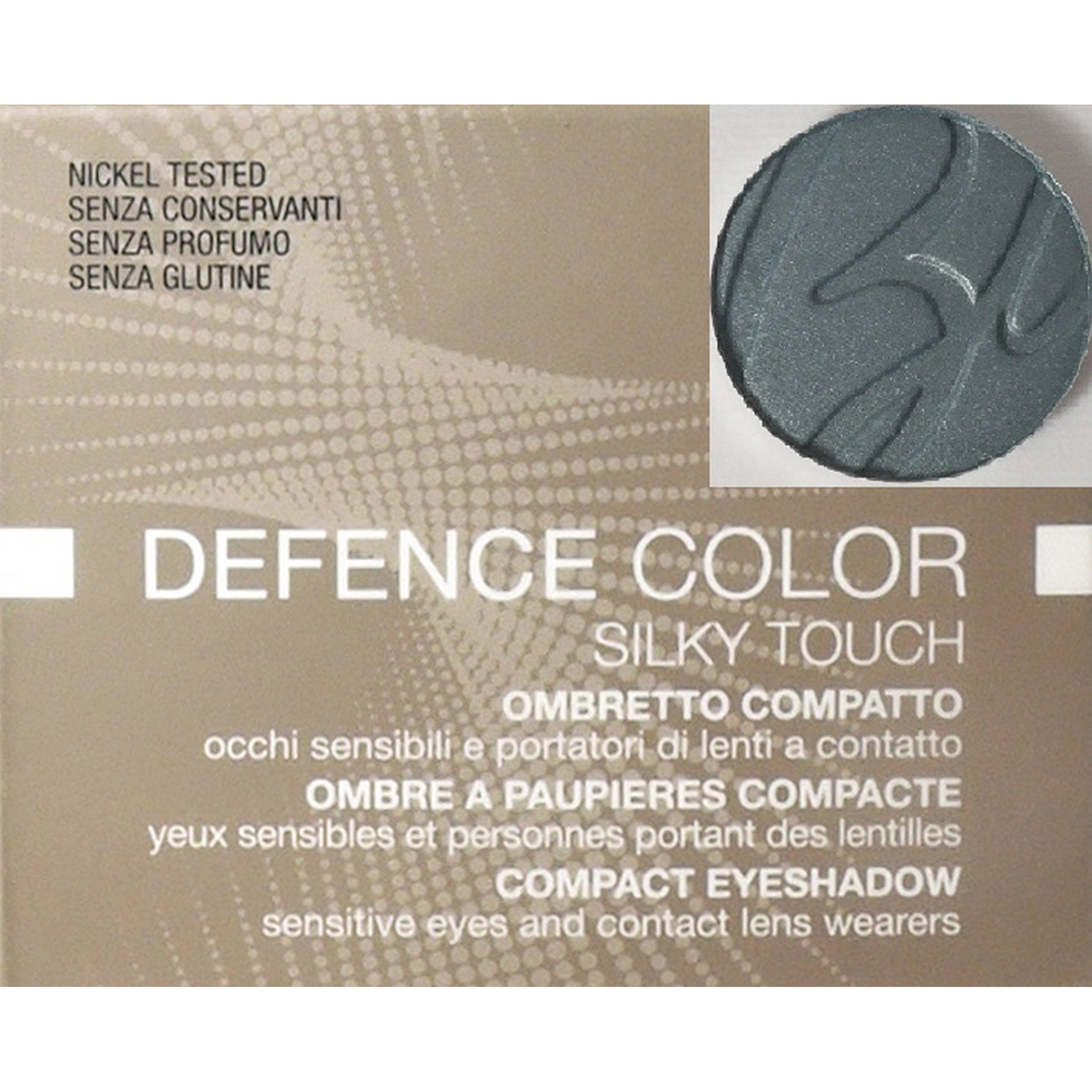 DEFENCE COLOR OMBRETTO VERT 410