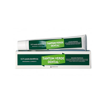 TANTUM VERDE DENTAL PASTA DENTIFRICIA 75 ML