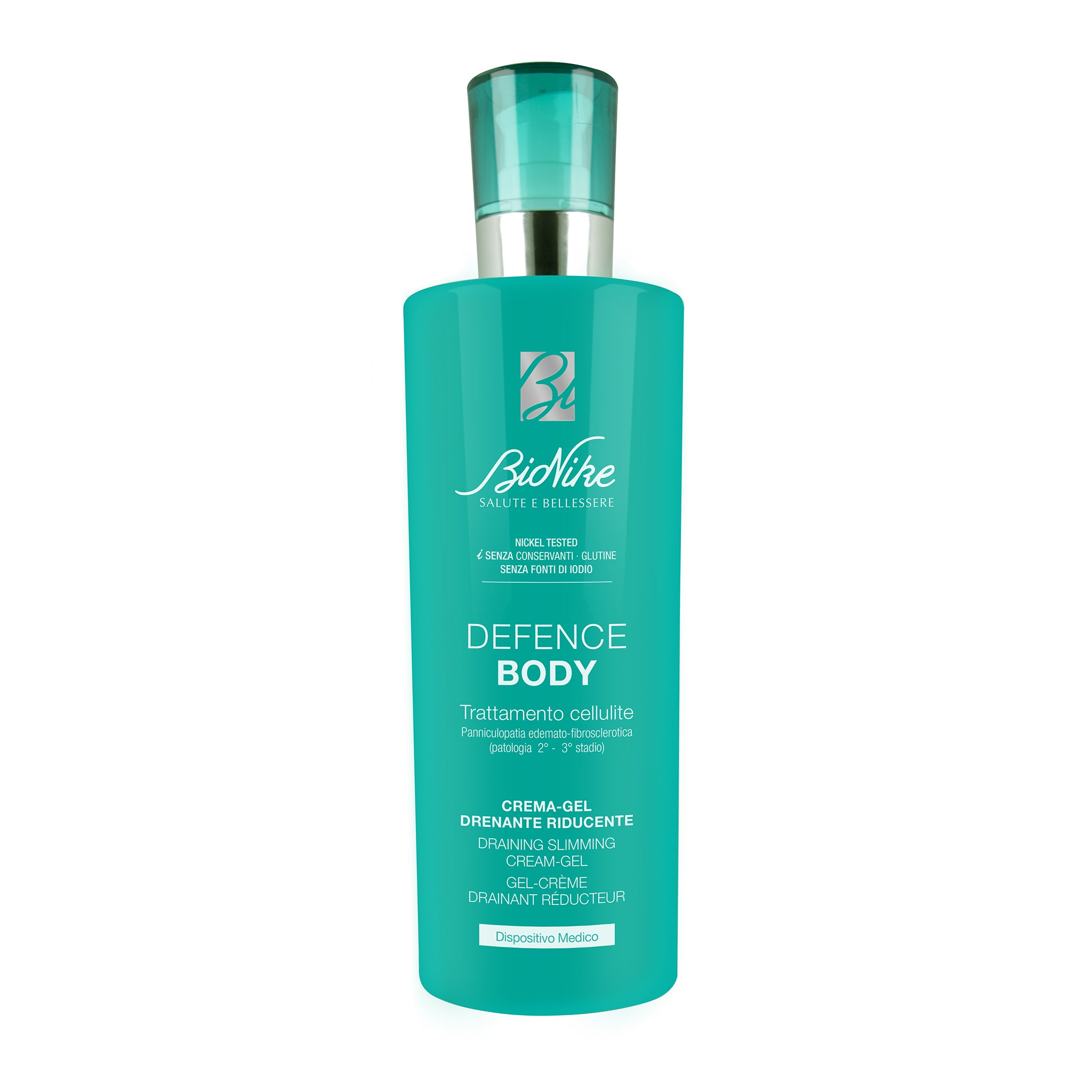 BIONIKE DEFENCE BODY GEL ANTICELLULITE 400ML