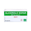 GLICEROLO ADULTI 18 SUPPOSTE 2250MG