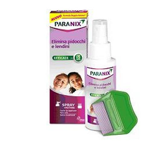 PARANIX SPRAY 100ML CON PETTINE