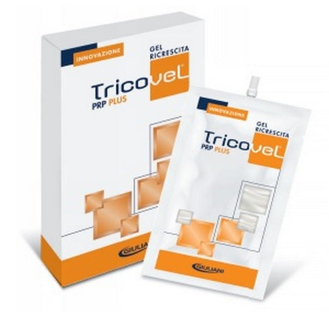 TRICOVEL PRP PLUS GEL RICRESCITA 30ML