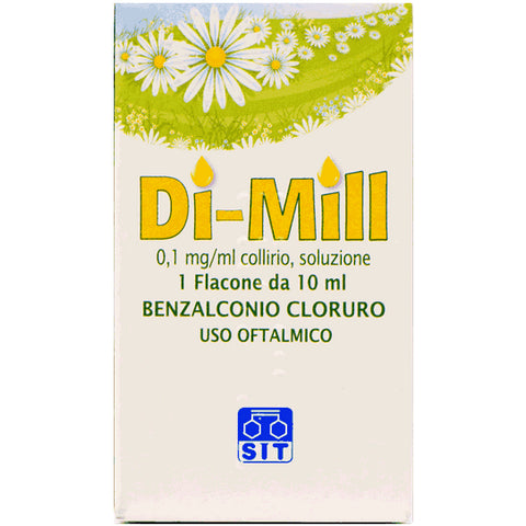 DIMILL COLLIRIO 10ML 0,01%
