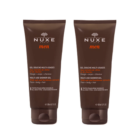 NUXE DUO GEL DOUCHE MULTIUSAGE