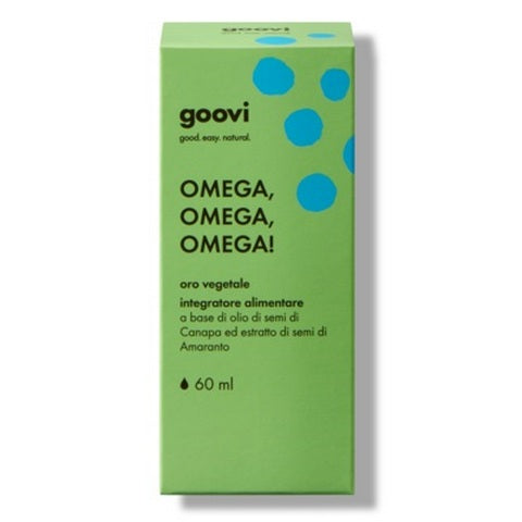 GOOVI ORO VEGETALE INTEGRATORE 60ML