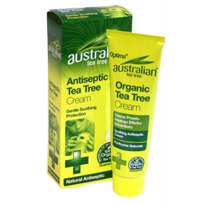 AUSTRALIAN TEA TREE  CREMA 50ML